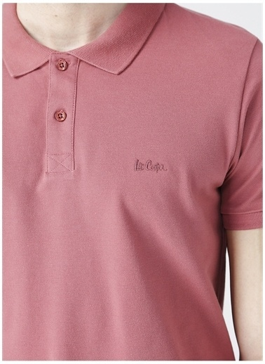 Lee Cooper Lee Cooper Polo T-Shirt Gül Kurusu